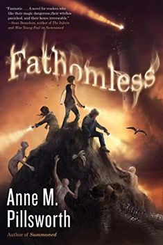 """Read """"Fathomless"""" by Anne M. Pillsworth available from Rakuten Kobo. In Anne M. Pillsworth's Fathomless, Sean dips even further into his magical destiny, but will blood prove thicker than t. Got Books, Books To Read, Julian Jackson, Learning Theory, New Teen, Books For Teens, The Heirs, What To Read, Book Photography"""