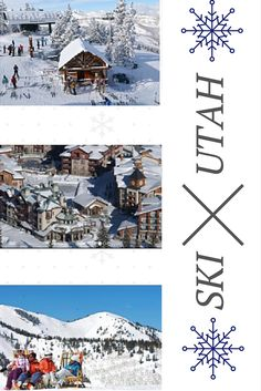 From the editors of Momtrends, Savvy Sassy Moms and Luxury Travel Mom, the Family Ski & Snowboard Travel Guide is loaded with thoughtful details and helpful information to make this season the best yet. Ski Utah, Snow Travel, Snow Holidays, Top Destinations, Ski And Snowboard, Luxury Travel, Cool Places To Visit, Travel Guide, Travel Inspiration