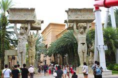 Ancient Egypt, Universal Studios, Singapore