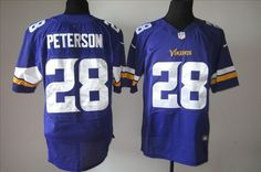 NFL Minnesota Vikings jerseys
