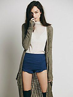 Ruched Seamless Shorts (any color)   Size: XS   Free People