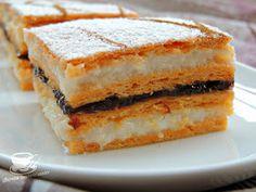 Secretele bucatariei noastre: PRAJITURA CU BULION Vanilla Cake, Cheesecake, Sweets, Desserts, Food, Pies, Recipes, Tailgate Desserts, Deserts
