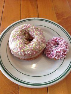Photos for Mighty-O Donuts | Yelp #vegan #vegandonut #seattle #organic #organicdonut #nonGMO