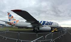UTair Sukhoi Superjet 100 RA-89034