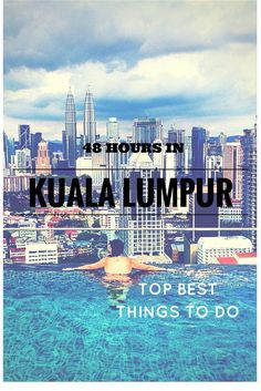 48 Horas en Kuala Lumpur - mejores cosas que hacer Ipoh, Phuket, Malaysia Travel Guide, Malaysia Trip, Penang, Kuala Lumpur Travel, George Town, Vacation Places, Travel Goals