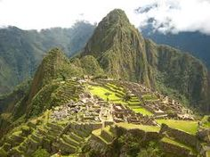 Machu Picchu I have always wanted to go here