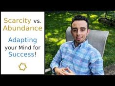 Scarcity vs Abundance - Adapting your Mind for Success!    #entrepreneur #vlog #success #mindful #rubendigital #youtube #youngliving #boss