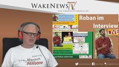 Menschliche Erkenntnisse, Liebe uvm. – Roban im Interview bei Wake News ...