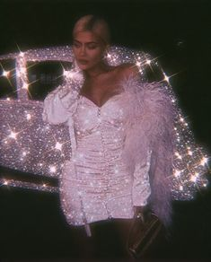 Shared by Giselle ♡. Find images and videos about glitter, kylie jenner and on We Heart It - the app to get lost in what you love. Boujee Aesthetic, Badass Aesthetic, Bad Girl Aesthetic, Purple Aesthetic, Aesthetic Collage, Aesthetic Vintage, Aesthetic Pictures, Aesthetic Grunge, Aesthetic Anime