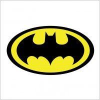 Batman in SVG