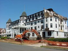 Warren Hotel Demo Spring Lake Nj Asf