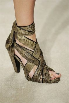 Derek Lam Shoes   derek lam collezione inverno 2010