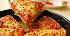 Φτιάξτε την πιο Γρήγορη Τραγανή Ζύμη για Πίτσα με 2 Υλικά!