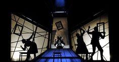 Metamorphosis. Sceni - Metamorphosis. Scenic Design by Philip Engleheart. --- #Theaterkompass #Theater #Theatre #Schauspiel #Tanztheater #Ballett #Oper #Musiktheater #Bühnenbau #Bühnenbild #Scénographie #Bühne #Stage #Set