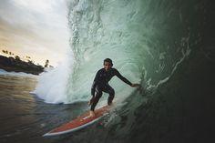 Photo of the Day: Joel Tudor, California. Photo: Ellis