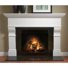 Check out the Balmer Mantels 4116 Edinburgh Gypsum Cement Mantel priced at $2,124.63 at Homeclick.com.