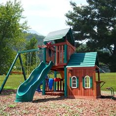 Swingsets For Toddlers