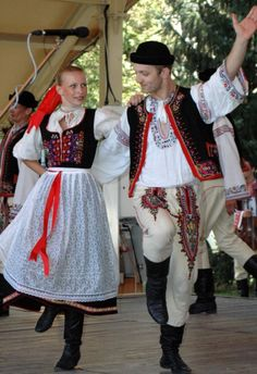 Area of town Dubnica nad Váhom, Považie region, Western Slovakia Popular Costumes, Country Women, Beautiful Costumes, Folk Costume, Girl Dancing, Ethnic Fashion, World Cultures, Traditional Dresses, Dress Skirt