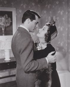 My Favorite Wife. Cary Grant and Irene Dunne.