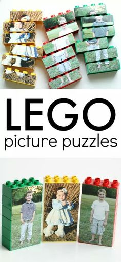 Lego picture puzzle
