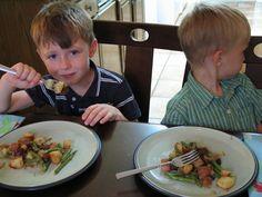 Pogledajte popis namirnica koje bi svakodnevno trebale biti na dječjem meniju