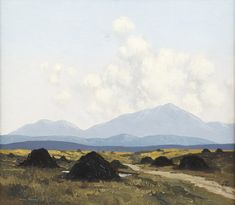 Paul Henry landscape - Google Search
