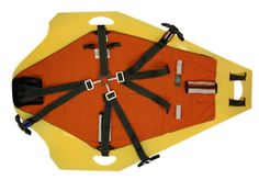 rapid intervention rescue sled