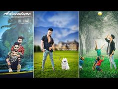 JB - Best PicsArt Nature Photo Editing 2018 _ New Creative Manipulation Photo Editing Like Photoshop