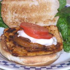 Barbecue Tofu Sandwiches - Allrecipes.com