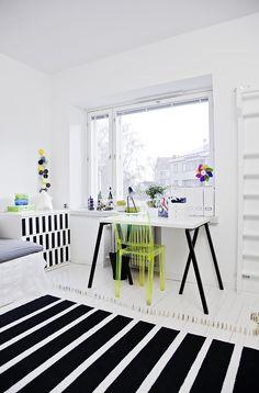 look! pimp your room: Stripes...