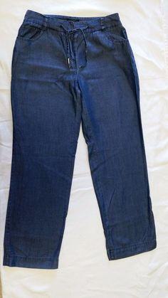 Charter Club Petite Classic Fit Blue Jeans Petites Size 2 P  Light fabric #CharterClub #ClassicFit