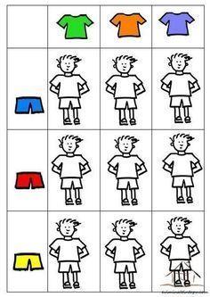 Logikaktivitäten im Vorschulalter Goldkugel meines Hauses - Super Bowl Printable Preschool Worksheets, Kindergarten Math Worksheets, Preschool Learning Activities, Worksheets For Kids, Teaching Kids, Kids Learning, Activities For Kids, Coding For Kids, Math For Kids