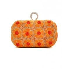 Look Breathtakingly Pretty By Carrying This Golden Coloured Clutch   http   bit. 4c6a77519615b