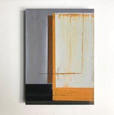 Klaartje van Leeuwen (°1972) haalde haar diploma goudsmeden in 1996 aan de vakschool in Schoonhoven. Vervolgens werkte ze vijftien jaar, tot eind 2012, als goudsmid in Roermond bij Edelsmid Ton van den Hout. Begin 2013 was het tijd voor een nieuwe start en begon ze voor zichzelf met haar bedrijf 'Sierbaar'. Venster, 15 x 21 cm, op metaal Abstract Styles, Abstract Art, Original Paintings, Original Art, Contemporary Artists, Buy Art, Saatchi Art, Windows, Steel