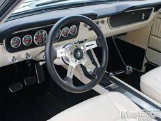 mustang sterring wheel -