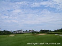 Pine Lakes Country Club 9th hole fairway and green