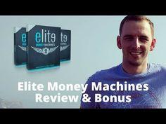 Elite Money Machines Review & Bonus