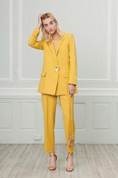 5bac44f6895 Oscar de la Renta Resort 2019 Fashion Show. Подиумная МодаЖенская ...