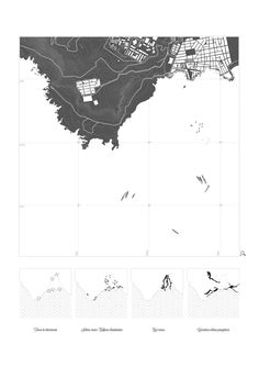 Landscape-Hidrothermal-Center [Re] Learning Geographical Atmospheres David del Valls www. Architecture Mapping, Landscape Architecture Drawing, Architecture Panel, Architecture Graphics, Architecture Portfolio, Urban Analysis, Site Analysis, Urban Landscape, Landscape Design