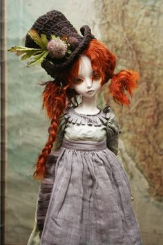 Wishing they had dolls like this when I was growing up!