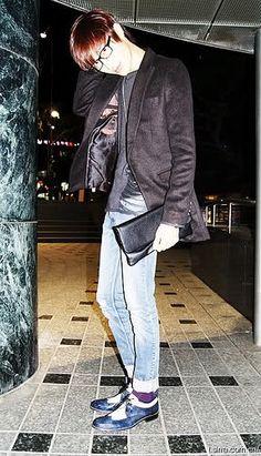 Zhou Mi Super Junior Height: 185 cm