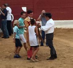 Notiferias Toros en Venezuela y el Mundo: SAN FERNANDO: Galván cierra el festejo cortando un...