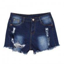 Women Girls Sexy Pants Summer Beach Casual Short Jeans High Waist Shorts