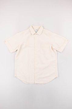 Ivory Luxsic Chambray Ellas S/S Shirt by VISVIM – The Bureau Belfast