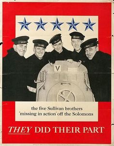 Sullivan Brothers did their part.