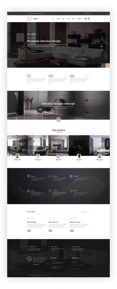 Chair – Premium Interior Design on Behance