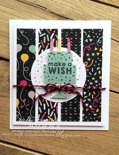 Make a Party Wish ~ by Breelin Renwick | Craft-somnia Momma