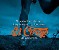 Lo que importa es el coraje
