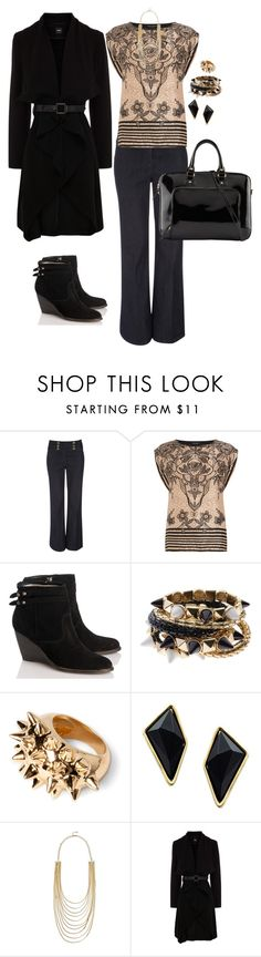 """""""Date night on a budget!"""" by jnyaface ❤ liked on Polyvore featuring Wallis, Dorothy Perkins, Ann Tuil, Pull&Bear, Belle Noel by Kim Kardashian, GUESS, Oasis and ALDO"""