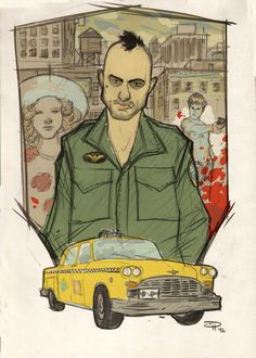Taxi Driver by ~DenisM79 on deviantART